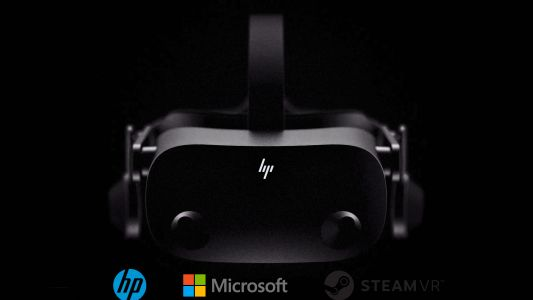 HP, Microsoft and Valve are working together on a new VR headset
