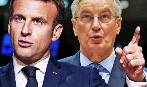 EU attacked for 'trying to recreate CFP' as Brexiteer lashes 'unhelpful' Macron on fishing