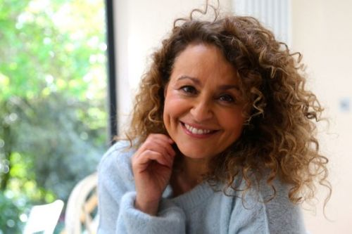 Nadia Sawalha wants sober day for vow renewal after lockdown ruined Greece plans