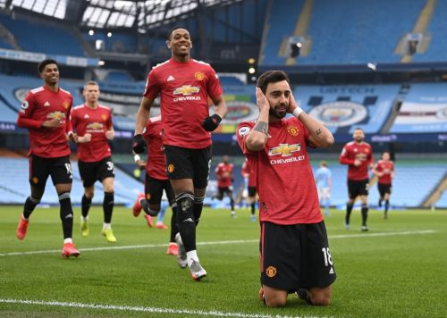 Manchester United ease past Granada and advance to Europa League semi finals