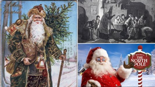 The history of Santa Claus: is he real, how old is he and where does he live?