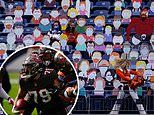 Denver Broncos fill stands with 1,800 South Park characters amid social distancing restrictions