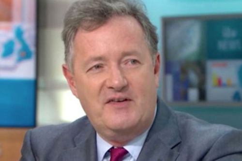 Piers Morgan shares lockdown weight gain on GMB after feasting on takeaways
