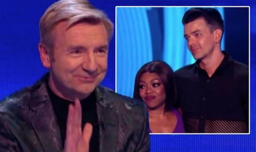 Christopher Dean breaks down in tears over Lady Leshurr DOI tribute to late sister