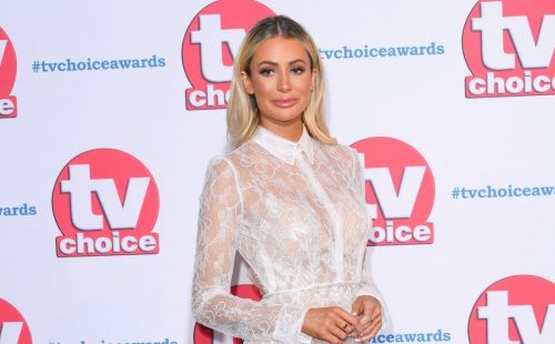 Love Island's Olivia Attwood confirms she's been approached for I'm a Celeb and it's her 'dream'