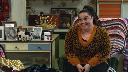 Emmerdale star Lisa Riley reveals joy at her dad getting fully vaccinated