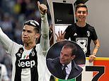 Juventus dilemma: Won two trophies and Cristiano Ronaldo starred but there are concerns