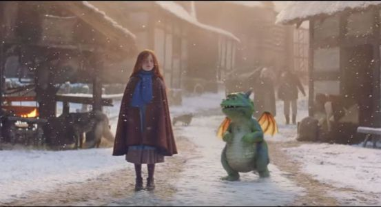 WATCH: The John Lewis Christmas ad is here!