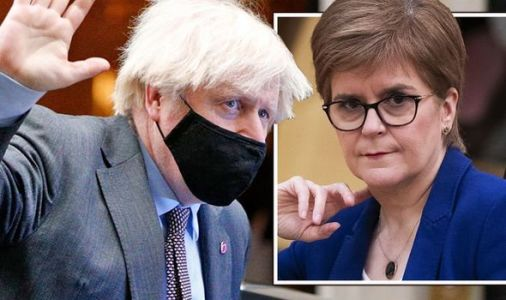 Boris deals blow to Sturgeon's indy dream with trip highlighting 'great benefits' of Union