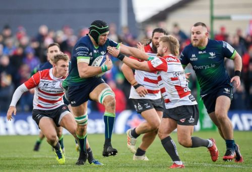 Connacht 27 Gloucester 24: Robin Copeland scores winning try on game's final play to keep Champions Cup hopes alive