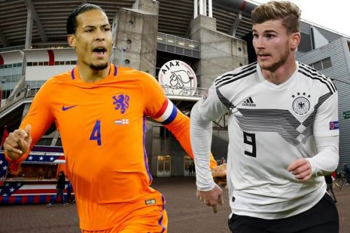 Holland vs Germany LIVE score: Team news, TV channel and live stream