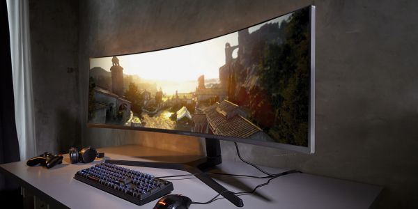Six months with Samsung's crazy $1,300 ultra-wide gaming monitor - it's a symbol of peak video gaming entertainment
