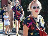 Busy Philipps showcases her fun fashion sense in pineapple print ensemble
