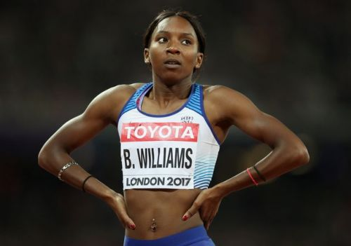 Athlete Bianca Williams Welcomes Review Into Met Handcuff Use
