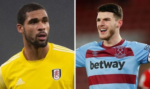 Frank Lampard drops Declan Rice transfer to Chelsea hint with Ruben Loftus-Cheek plan