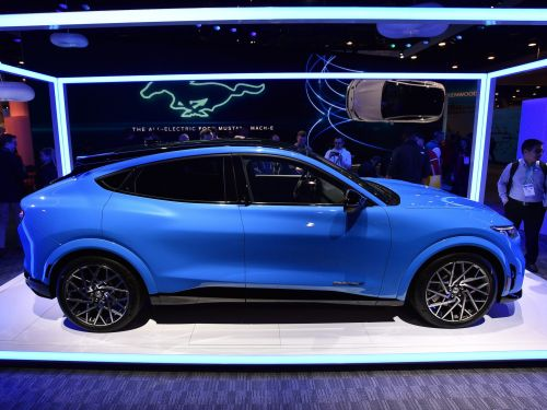 A Ford exec explains why the Mustang Mach-E will be profitable immediately