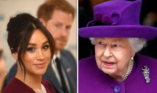 Royal snub: Meghan Markle won't return to UK as Harry attends events 'on his own'