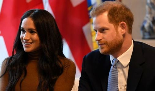 Meghan Markle and Harry's royal titles shock: Palace still reviewing options - sources