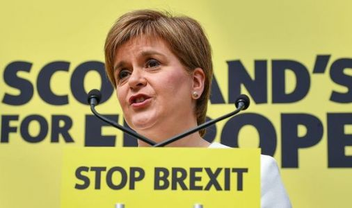 Nicola Sturgeon to insist Indyref2 will be FINAL - but still wants to ignore Brexit vote
