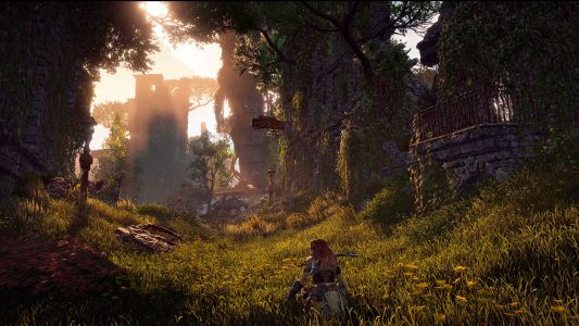 Horizon Zero Dawn is bigger on PC, but not as big as we thought