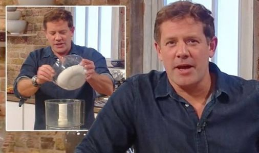 Matt Tebbutt divides Saturday Kitchen fans with pronunciation of dish: 'Someone tell him!'