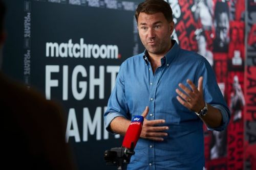 Eddie Hearn has found his answer to replicate Dana White's UFC model in boxing
