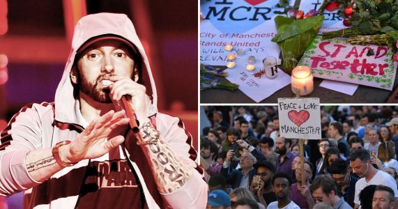 Eminem fans defend rapper following backlash over Manchester bombing lyrics