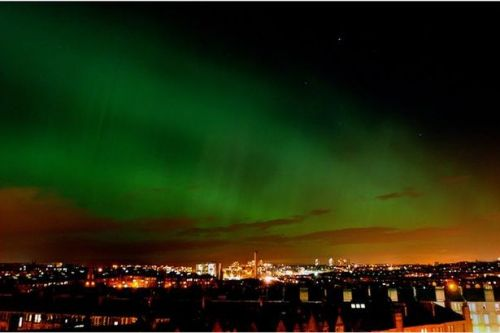 You can now book a night flight to see the Northern Lights from Glasgow and Edinburgh Airports