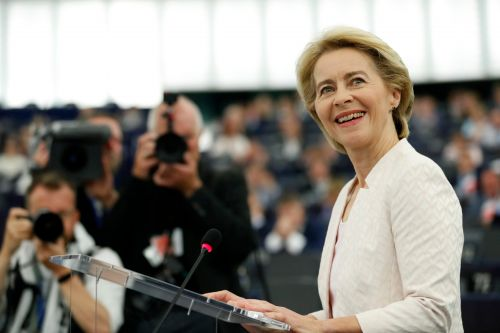 Ursula von der Leyen becomes first female European Commission president