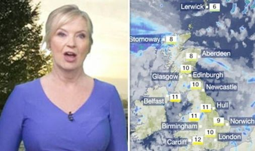BBC UK weather forecast: Temperatures to SURGE this weekend following ICE threat