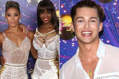 Strictly Come Dancing professionals had 'no idea' AJ Prtichard was quitting show