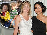 Heather Morris posts photos of her boys playing with Naya Rivera's son in touching tribute