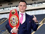 Josh Warrington wants excitement against Mauricio Lara after seeing his clash with Can Xu dashed