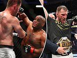 Daniel Cormier looks ahead to 'crazy' trilogy fight with Stipe Miocic at UFC 252