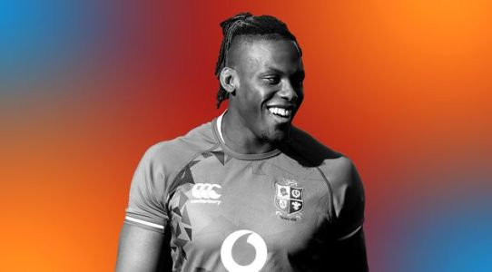 This Is What Black Joy Means To Rugby Star Maro Itoje