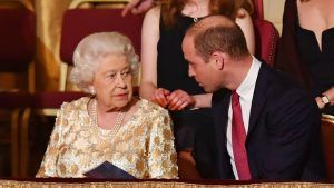 Prince William's favourite hobby 'frightened the life out of' the Queen