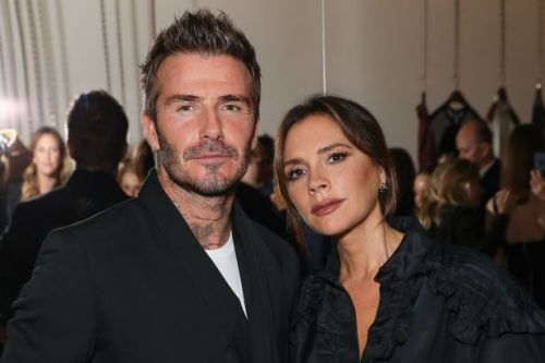 Victoria Beckham shares video of her shouting at David as he interrupts Cruz