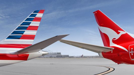 American Airlines and Qantas to offer more frequent flyer benefits and codeshare connections
