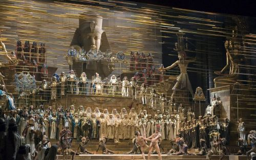 Armchair Arts: Verdi's Aida - a spectacular tale of Ancient Egypt which doesn't waste one note