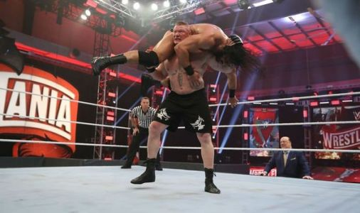 WWE WrestleMania 36 results: How did John Cena, Brock Lesnar and Drew McIntyre fare?