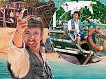 Richard Hammond's marooned in paradise with a new sidekick for his latest show
