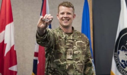 First Briton to join US Space Command on mission to 'protect humanity'