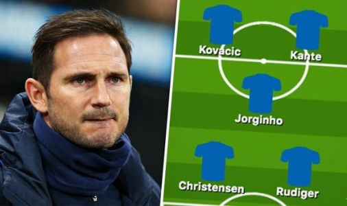 Chelsea team news: Predicted 4-3-3 line up vs Arsenal -Lampard gives key injury updates