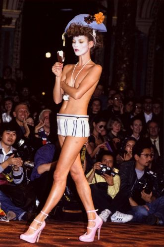 Sex, sex, sex! The hottest runway shows in fashion history