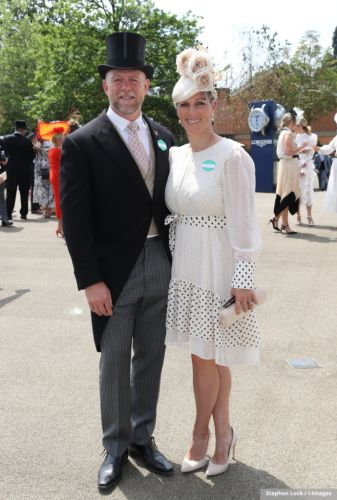The royals are back in town - The Queen is absent, but members of her family flock to a sunny Royal Ascot