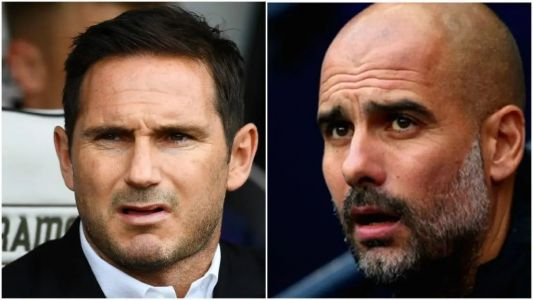 Frank Lampard's tactical thinking ahead of City game will focus on one of Chelsea's strengths