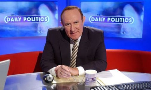 Andrew Neil launches BBC rival with new TV channel set to launch in just months