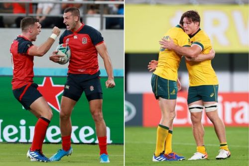 What channel is England vs Australia? Rugby World Cup TV information and live stream details