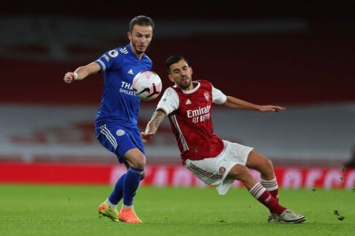 Arsenal vs Leicester ratings as Gunners midfield struggles in defeat to Foxes