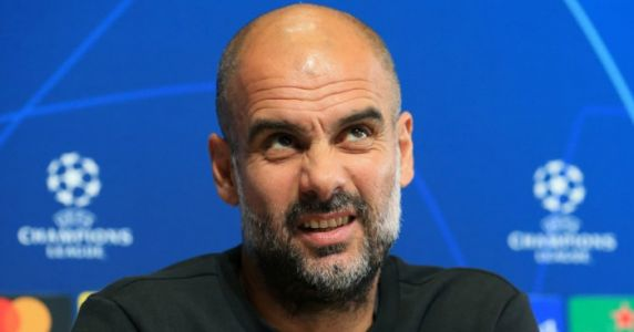 Pep Guardiola urges Manchester City to grasp once-in-a-lifetime chance